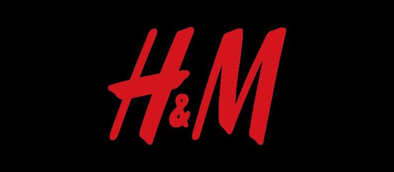 Logga för H&M