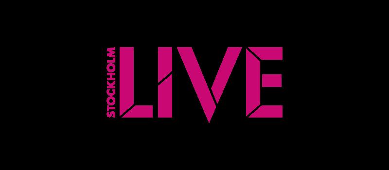 Logga Stockholm Live