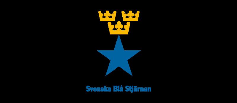 Logga Sv Blåstjärnan